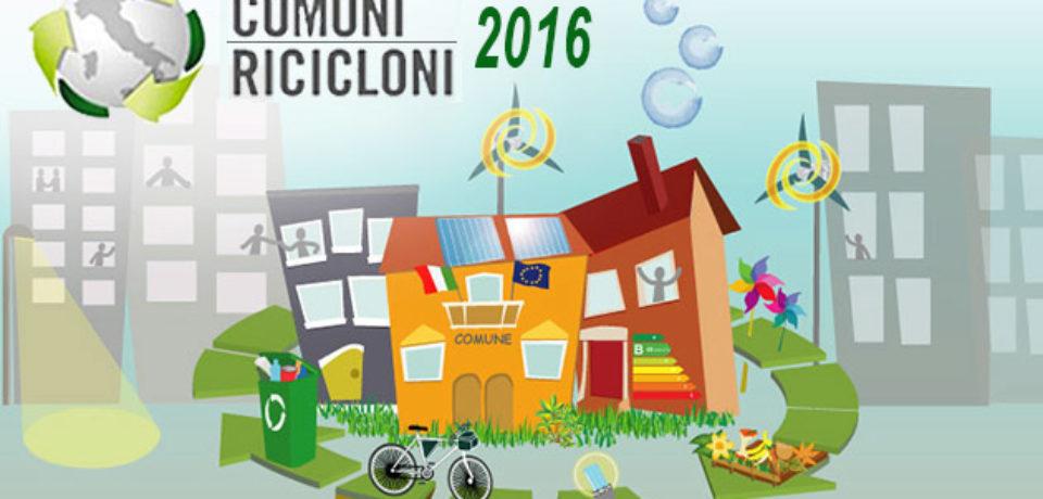Comuni Ricicloni 2016, i risultati nel bolognese