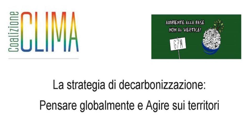Mobilitazione G7 ambienta a Bologna