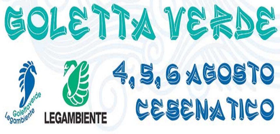 Goletta Verde 2017 Cesenatico