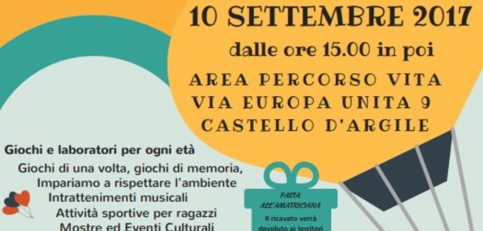 10 Settembre 2017 – Festa del volontariato