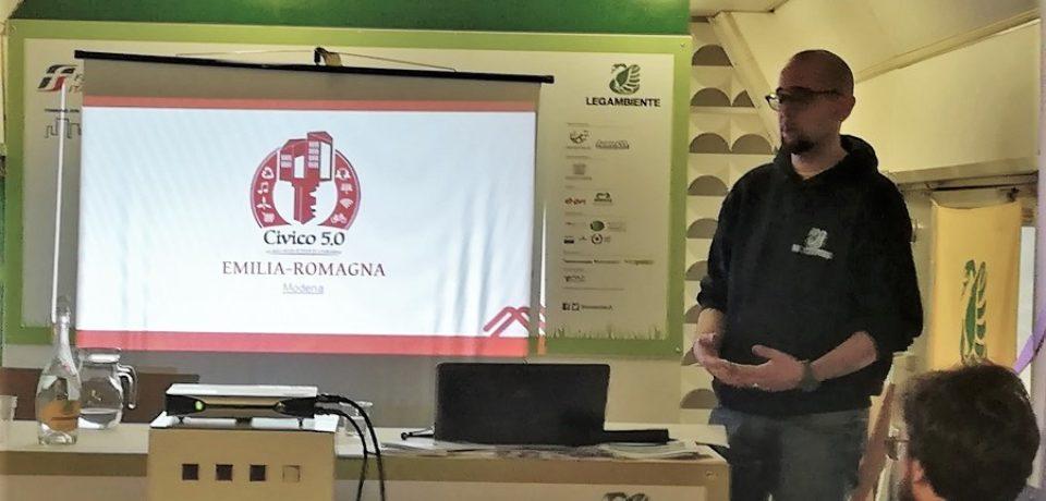 Presentazione a Ravenna dei risultati di Civico 5.0, un nuovo modo di vivere il condominio