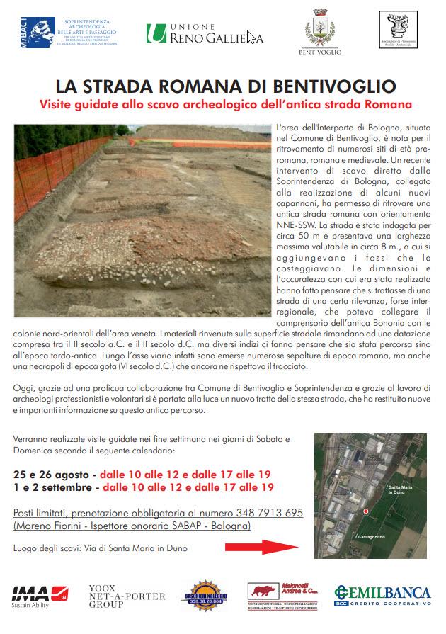 Strada Romana di Bentivoglio