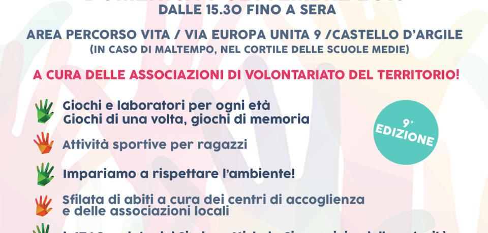 Festa del Volontariato 2018