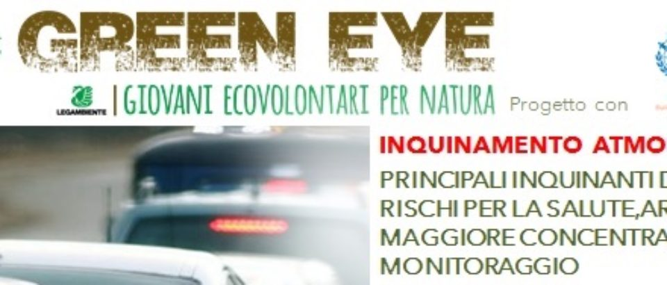 Il progetto Green Eye